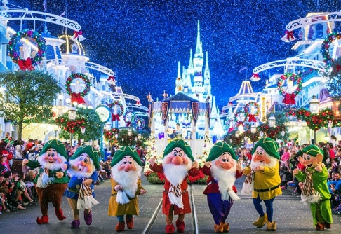 natal-no-walt-disney-world